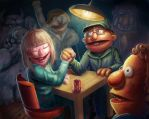 The Real Muppets by BryanHeemskerk