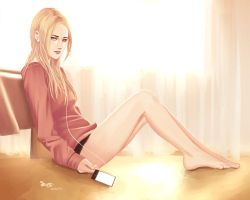 Morning by se-bas