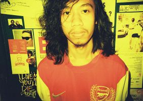 ARSENAL TILL I DIE by ompatung