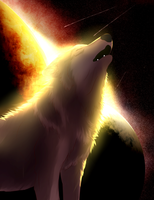 Howling by CookyKao