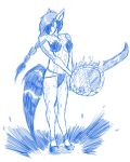 .: Unamed Sea Goddess:. by Switchfoot101