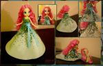 OOAK Fluttershy Custom doll - For Sale by Whitestar1802