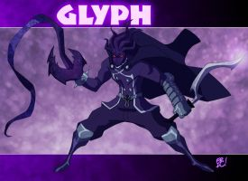 The Glyph by Eric Guzman by Estonius