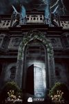 Up close mansion by mippieArt