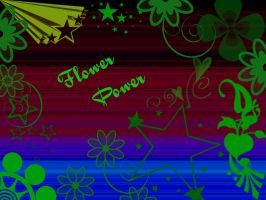 Flower Power by MustBeDreaming15