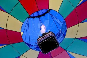 Stained Glass Balloon by zanefoster