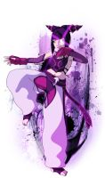STREET FIGHTER IV- Juri Han by Kanta-Kun