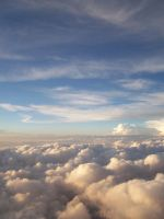 clouds by le-scud
