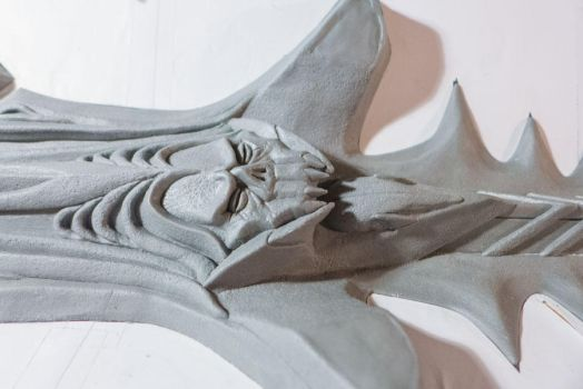 Mace of Molag Bal - WIP #4 by Folkenstal