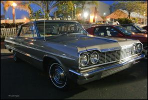 '64 Impala 4 door for Mechanicman by Mister-Lou