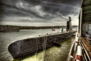 Not Yellow Submarine HDR by ISIK5