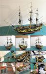 HMS Victory by thurinus