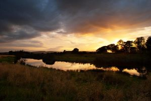 River Arun by LucAnthonyRossiter