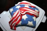 stars n stripes cake by pinkshoegirl