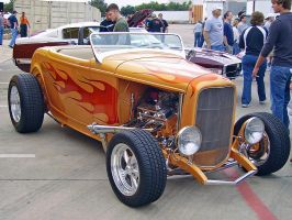 Hot Rod by DarkWizard83