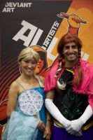 Frozen Cosplay (SDCC 2014) by madizzlee