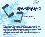 Meow Phone 4 by Uchiha-Yusuf
