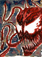 Carnage by MysteriousMonocle