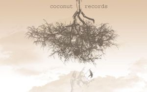 coconut records. by wouldilie2u