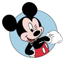 Mickey Mouse by hermanmunster