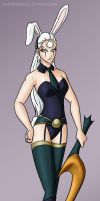 Battle Bunny Diana by Shadow-Hunter446