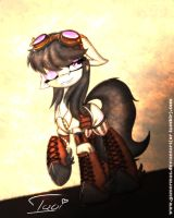 .:Steampunk is magic:. by Gamermac
