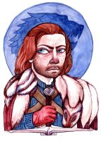 Ned Stark by rynarts