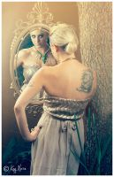 .mirror mirror on the wall. by Kay-Noire