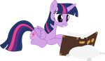 Twilight Sparkle Vector by Darknisfan1995 by Darknisfan1995