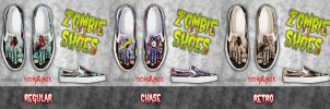 ZOMBIE shoes by corArze