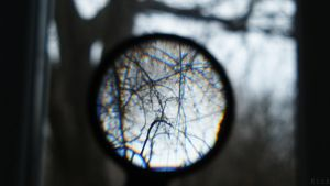 Magnifying glass photo 2 by SawyerAFK