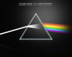 Dark side of the moon by wasdR