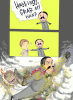 Poirot grab by TroublsM