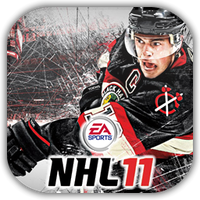 NHL 11 Game Icon by Wolfangraul