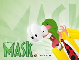 The Mask Wallpaper by LLacerda