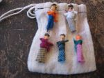 Guatemalan Worry Dolls by Davillion