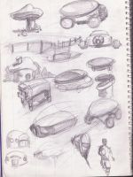 2010 Scetch Diary 14 by sedatgever