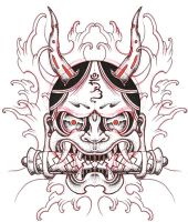 Hannya by JonToogood