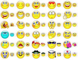 Cute Smile Icons by richardkingempire