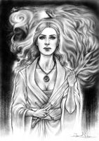 GameofThrones - The Power of a Lannister by Ingvild-S