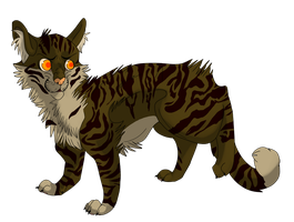 Tigerstar by Joker-Darling