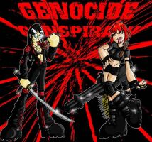 Genocide Conspiracy by ZombieHipHopHex