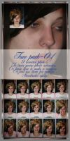 Face pack 01 by priesteres-stock