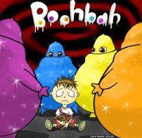 Boohbahs Attack by Ferntree