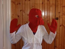 The Final Zoidberg by knerdy-knits