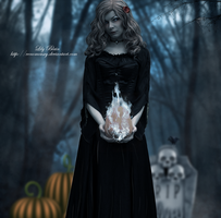 The Offering by venomousey