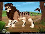 1# commission for vdafne by Cartoonmoviesfan