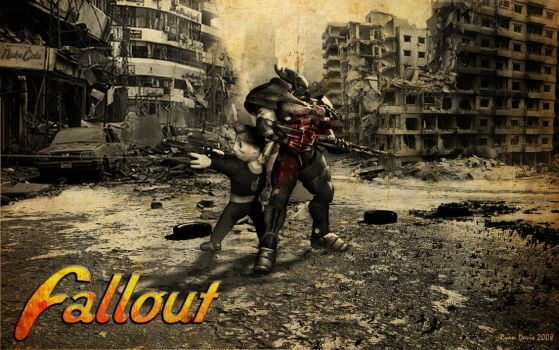 Fallout Sand and Slag by capdavis