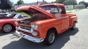 1959 Chevy Pickup by sfaber95