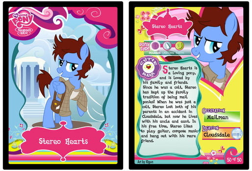 Stereo Hearts by Clockwork-Scarecrow